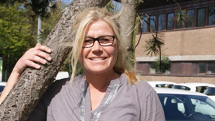 Maria Norrhede lämnade butikerna för solteamet