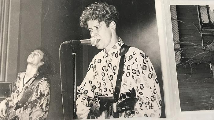 Pontus om en skjorta från 1991
